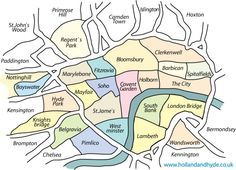 London neighborhoods