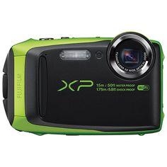 Le Finepix XP90 de Fujifilm est le compagnon idéal pour vos aventures. Il prend…