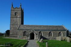 St Endellion Church, Cornwall