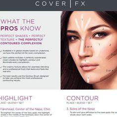 Contour Kit - COVER FX | Sephora