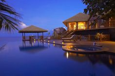 Luxury Life Design: Fregate Island Private, Seychelles - Unique on the Planet
