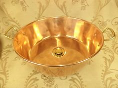 Modern Bathroom Sink, Copper Bathroom, Bathroom Basin, Bathrooms, Copper Taps, Brass Tap, Copper And Brass, Shabby Chic Style, Copper Kitchen Accessories
