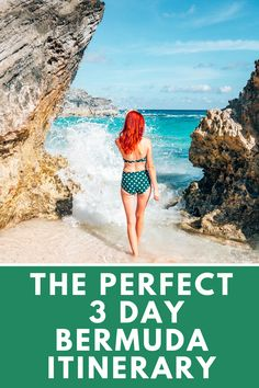 The Perfect 3 Day Bermuda Itinerary, Things to do in Bermuda - Globetrotting Ginger