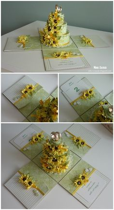 Magic Box, Exploding Gift Box, Snowflake Invitations, Handmade Birthday Gifts, Pop Up Box Cards, Creative Box, Birthday Box, Pretty Box, Wedding Boxes