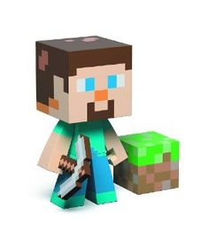 "Minecraft Steve Vinyl 6"" Limited Edition Figure for J"