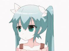 Keep calm and get a kiss from Hatsune Miku ^^