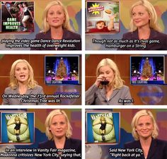Weekend Update with Amy Poehler - SNL