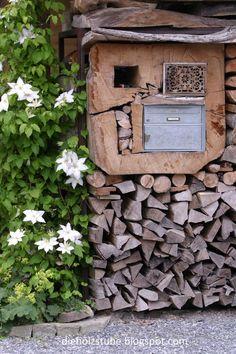 Briefkasten - Die Holzstube