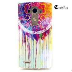LG G4 Case, MagicSky Fashion Pattern Slim Fit Soft TPU Gel Protective Case Cover for LG G4 Smart Phone (Verizon, AT&T, Sprint, T-Mobile, International, and Unlocked, 2015 Version) [NOT Compatible with LEATHER LG G4]