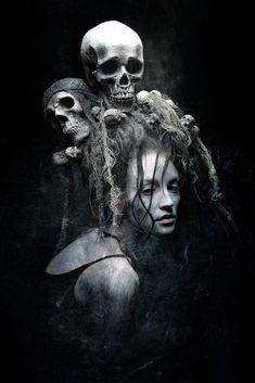 Discover The Photography Techniques Of The Pros Dark Fantasy Art, Fantasy Girl, Arte Horror, Horror Art, Dark Art Photography, Photography Women, Photography Awards, Wildlife Photography, Beautiful Dark Art