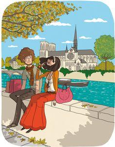 Book de l'illustratrice Magalie F Portfolio : Portfolio