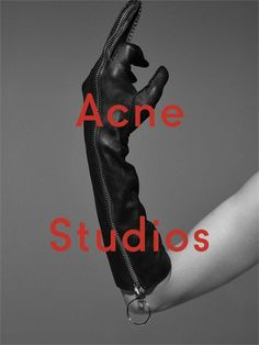 Acne Studios: la campagna pubblicitaria autunno/inverno 2014-15