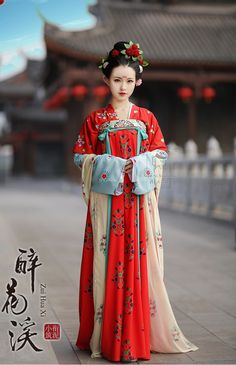 Chinese Outfit Ideas ancient china girls in chinese hanfu asian Chinese Outfit. Here is Chinese Outfit Ideas for you. Chinese Outfit us 590 ancient chinese costume men performance outfit for dynasty women red hanfu. Traditional Fashion, Traditional Dresses, Traditional Chinese, Hanfu, Moda China, China Mode, China Girl, Chinese Clothing, Oriental Fashion