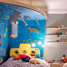 the boy's room – then, now, and future plans | sea bedrooms
