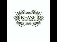 """Keane-can't stop now. My favorite part is when he says """"The motion keeps my heart running"""""""