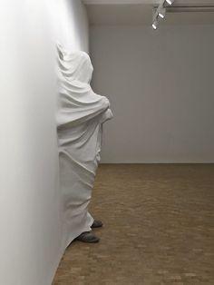 Bound Figure: Installation by Daniel Arsham