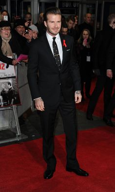 David Beckham in Ralph Lauren, Martin Scorsese in Dior, Harry Styles in Saint Laurent & Zachary Quinto in Jil Sander