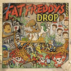 Fat Freddy's Drops - Dr Boondigga and the Big BW (2009). The Drop (NZ).