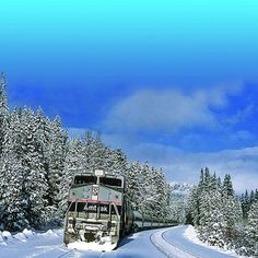 4. Alki Tours' Snow Train, Seattle-Leavenworth
