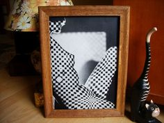 Trippy Art College Dorm Wall Art Decor by VintageErotic on Etsy