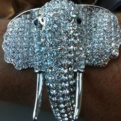 Elephant Bracelet Elephant Jewelry, Elephant Bracelet, Fabric Animals, Sweet Home Alabama, Pebble Painting, Roll Tide, String Art, Frogs, Elephants