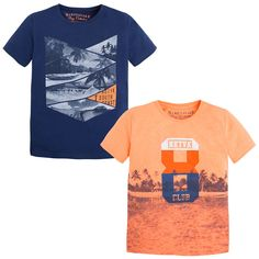 T-shirt print Oranges - Mayoral