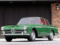 Alfa-Romeo 2000 Sprint Vignale Prototype (Vignale) (1960)