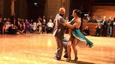 Tango: Alejandra Heredia and Mariano Otero  The third tango is the best.