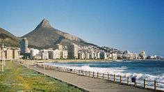 Adventure Idea: Biking/walking along the Sea Point. Snack in the park.Fresh air, fun and exercise! Cape Town South Africa, Out Of Africa, Pretoria, My Land, Holiday Destinations, Dolores Park, Places To Visit, Tours, Adventure