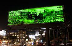 #Jeep #Wrangler #SilverOBIE #OOH #OAAA #OBIEWinner #2012 #Billboards