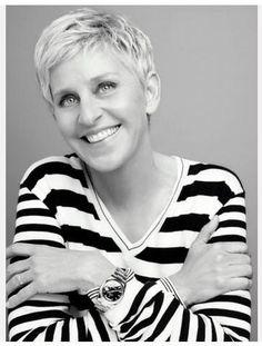 Ellen! Makes me laugh every day(: