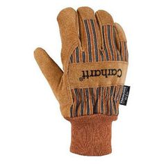 Find the Carhartt Men's Insulated Suede Work Gloves by Carhartt at Mills Fleet Farm.  Mills has low prices and great selection on all Hats  Caps & Gloves.
