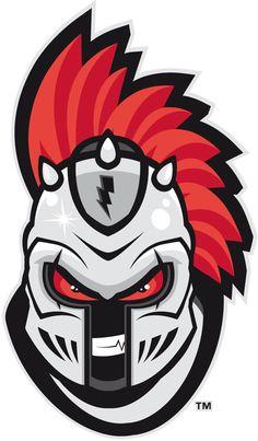 Nashua  Silver Knights Secondary Logo (2011) -
