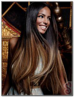 Highlights For Black Hair And Brown Skin