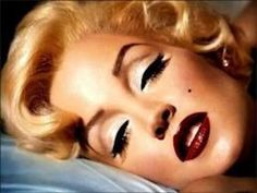 The iconic Marilyn Monroe look is still a make-up look that is admired by many people all over the world.