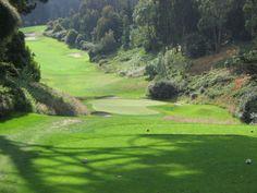 San Francisco Golf Clube - Hole No. 7