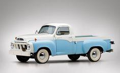 1958 Studebaker Transtar Deluxe Pickup