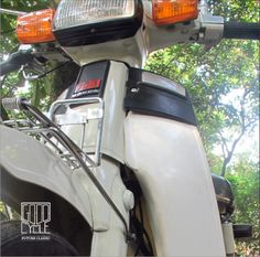 Honda Super Cub C700 GOODcycle