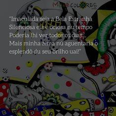 Ilustração Muié Colores - Morocha