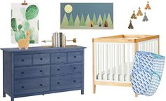 See What's Still Striking the Heart of Nursery Design