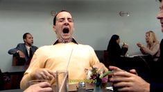 This is what you look like when you yawn: | 37 Signs You Might Be BusterBluth