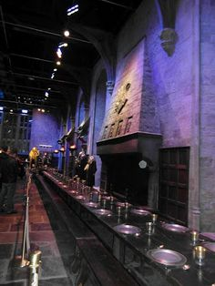 Unterwegs in den Harry Potter Studios, London