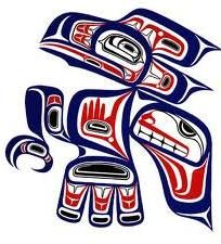 1000 images about haida gwaii on pinterest haida art haida tattoo and eagles. Black Bedroom Furniture Sets. Home Design Ideas