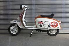 Lambretta AF S Type
