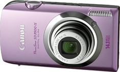 Canon PowerShot SD3500IS 141 MP Digital Camera with 35Inch Touch Panel LCD and 5x Ultra Wide Angle Optical Image Stabilized Zoom Pink ** Want additional info? Click on the image. #LovelyPictures