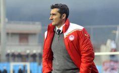 Ernesto Valverde Red Leather, Leather Jacket, Football Players, Athlete, Sports, Jackets, Fashion, Studded Leather Jacket, Hs Sports