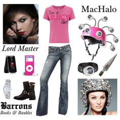 """Mackayla Lane (Faefever)"" by bmw325is on Polyvore"