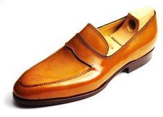 Saint Crispin's .... Sleek & Stylish My type of shoe!