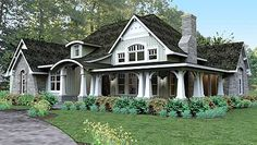 Architectural Designs Plan 16862WG has a winning combination of indoor and outdoor living.  Plan link:  http://www.architecturaldesigns.com/house-plan-16862WG.asp