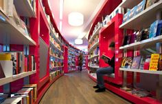 21st century library spaces